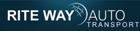 Rite Way Auto Transport Logo