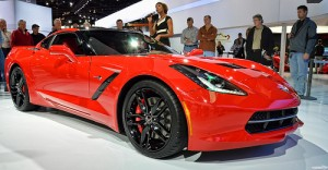 2014 Chevy Corvette Sold Out